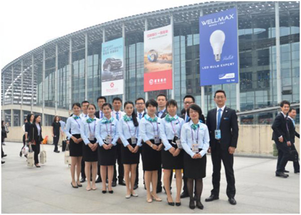 LED Bulb,Shanghai Wellmax Lighting Industry,WELLMAX,The LED Bulb Expert Garner Huge Success on 121st Canton Fair