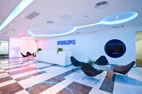 Philips,Philips Lighting,HCL Technologies,Philips